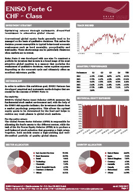 ENISO Forte G CHF EN Fact sheet