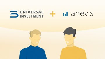 Collaboration between Anevis Solutions and Universal-Investment