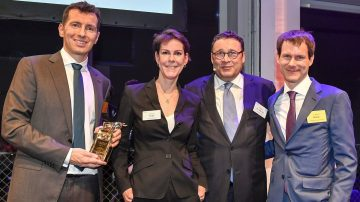 """GANÉ Aktiengesellschaft named """"Fund Manager of the Year 2019"""""""