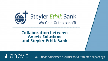 Collaboration between Anevis Solutions and Steyler Ethik Bank