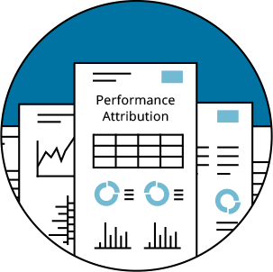 Institutional Reporting with Performance Attribution is part of the Financial Reporting Suite