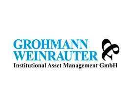 Grohmann & Weinrauter Logo