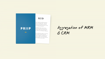 KIDs for PRIIPs: Aggregation of MRM & CRM
