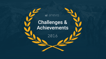 Challenges and Achievements – Anevis in 2016
