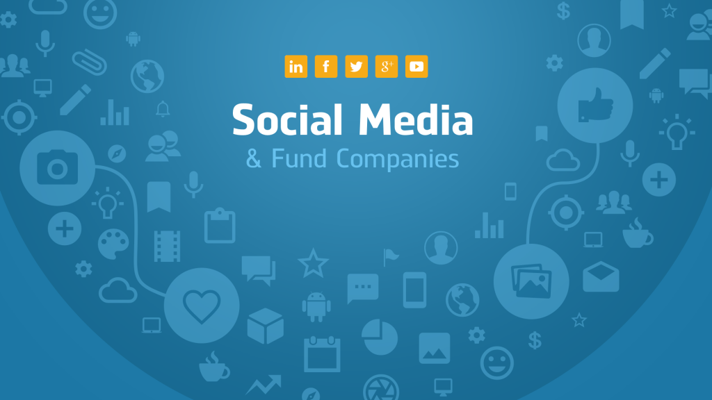 Social media and fund companies